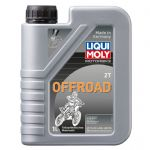 Liqui Moly Off-Road Semi Synthetic 2-Stroke Race Oil